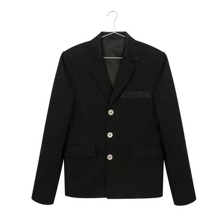 Dco Blazer // Black (Small)