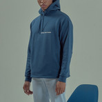 SYF Hoodie // Estate Blue (Small)