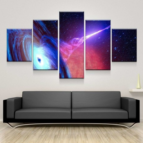 Quasar Canvas Set (Medium // 1 Panel)