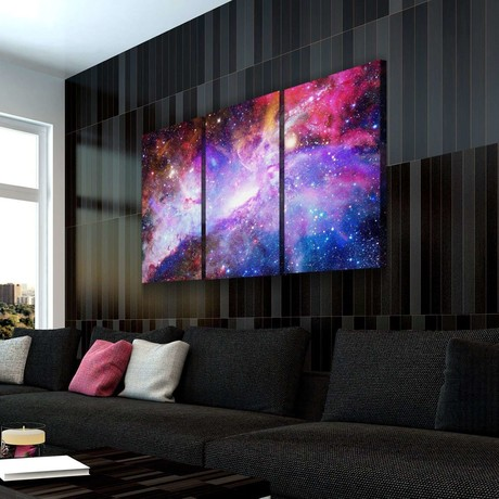 Galaxy Nebula (Medium // 1 Panel)