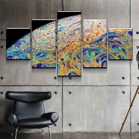 Biosphere Canvas Set (Medium // 1 Panel)