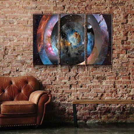 Space Abstract (Medium // 1 Panel)