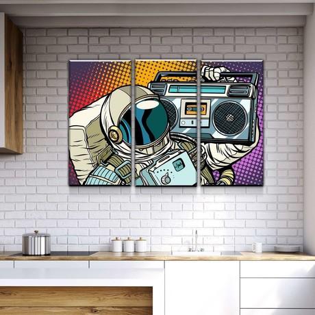 Astronote Canvas Set (Medium // 1 Panel)