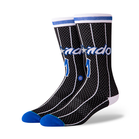 Magic 95 HWC Socks // Black (M)