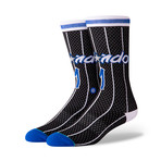 Magic 95 HWC Socks // Black (M)