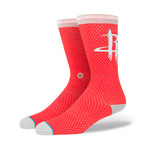 Rockets Jersey Socks // Red (L)
