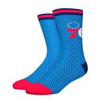Sixers Jersey Socks // Blue (M)