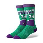 Bucks 96 HWC Socks // Green (L)