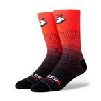 Blazers Gaming 2K Socks // Red (M)