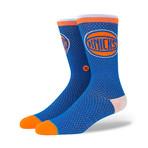 Knicks Jersey Socks // Blue (M)