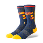 Warriors 04 Hwc Socks // Navy (L)