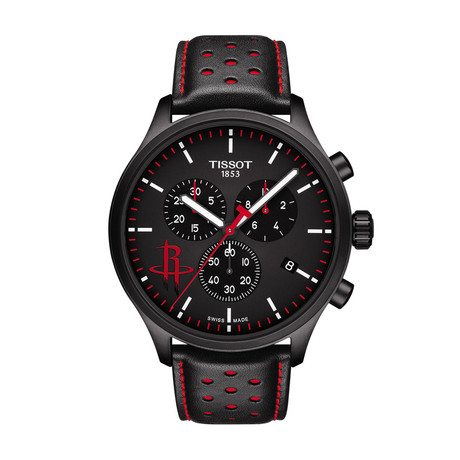 Tissot Chrono XL NBA Quartz // Houston Rockets