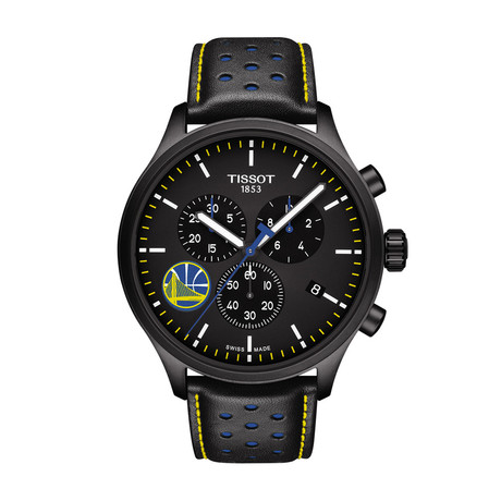Tissot Chrono XL NBA Quartz // Golden State Warriors