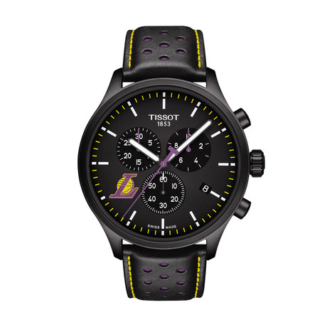 Tissot Chrono XL NBA Quartz // Los Angeles Lakers