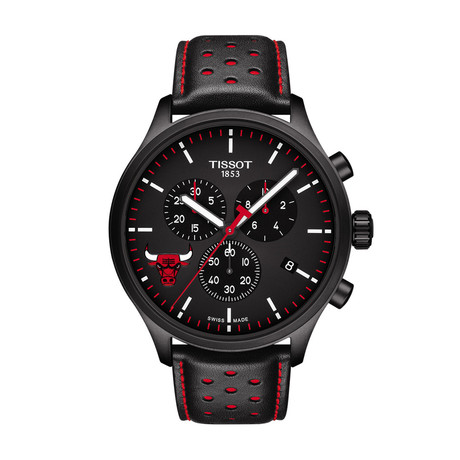 Tissot Chrono XL NBA Quartz // Chicago Bulls
