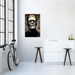 "Frankenstein I // Martin Wagner (18""W x 26""H x 0.75""D)"