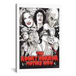 "The Rocky Horror Picture Show // Joshua Budich (18""W x 26""H x 0.75""D)"