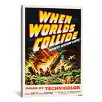 "When Worlds Collide (18""W x 26""H x .75""D)"