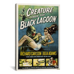 "Creature from the Black Lagoon (18""W x 26""H x 0.75""D)"