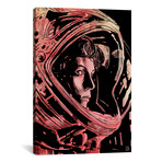 "Aliens // Giuseppe Cristiano (26""H x 18""W x 0.75""D)"