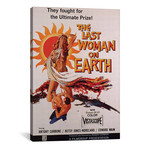 "The Last Woman On Earth Film (26""W x 18""H x 0.75""D)"
