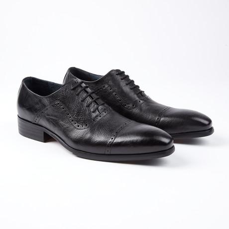 Marco Lace-Up Shoes // Black (US: 6.5)