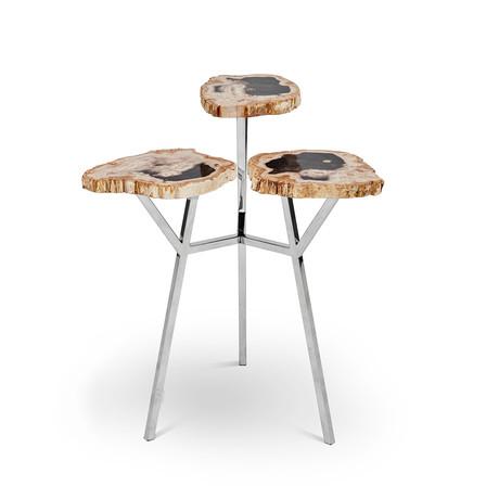 Trevet End Table