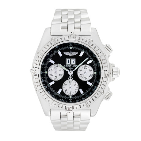 Breitling Crosswind Special Chronograph Automatic // A44355 // Pre-Owned