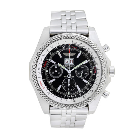 Breitling for Bentley Chronograph Automatic // A44362 // Pre-Owned
