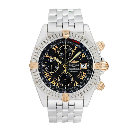 Breitling Evolution Chronograph Automatic // B13356 // Pre-Owned