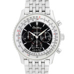 Breitling Montbrillant Chronograph Automatic // A30030.4 // Pre-Owned