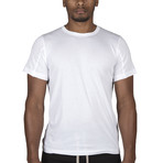The Distinction Short Sleeve T-Shirt // White (S)