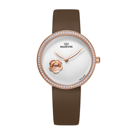 Marvin Ladies Quartz // M032.57.25.81