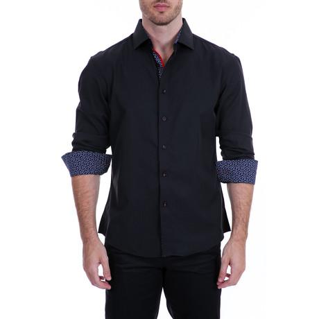 Barrett Long-Sleeve Shirt // Black (XS)