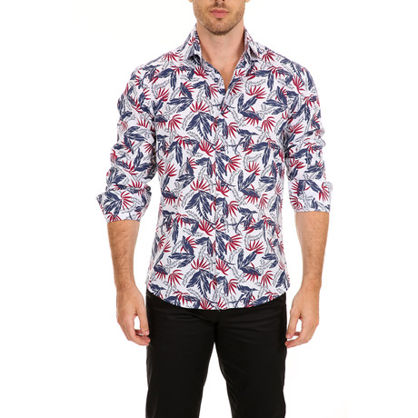 Matthews Long-Sleeve Shirt // White (XS)