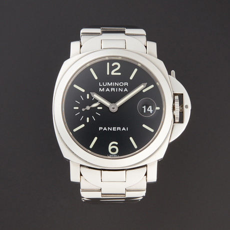 Panerai Luminor Marina Automatic // PAM50 // Pre-Owned