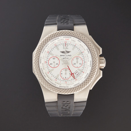 Breitling Bentley GMT Chronograph Automatic // EB0433 // Pre-Owned
