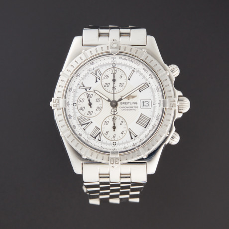 Breitling Crosswind Chronograph Automatic // A13355 // Pre-Owned