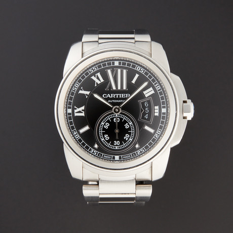 Cartier Calibre Automatic // W7100016 // Pre-Owned