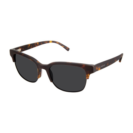 Oliver Sport Club Polarized Sunglasses // Tortoise