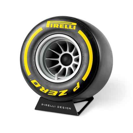 Pirelli // Yellow