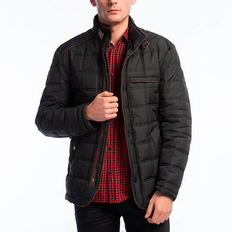 Oscar Coat // Black (Small)