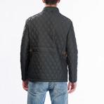 Dominic Coat // Green (Small)