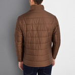 Hank Coat // Brown (Medium)