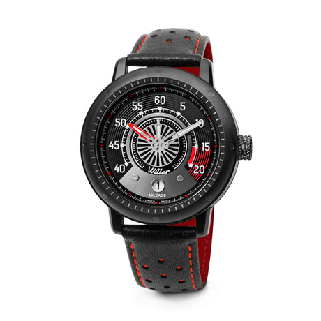 Willer Roma Automatic // 8591 WILLER-BK-ROMA