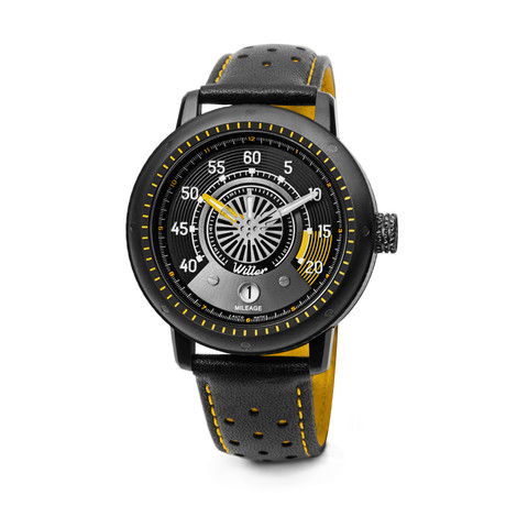 Willer Parma Automatic // 8591 WILLER-BK-PARMA