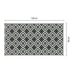 Spanish Tiles Pattern Mat