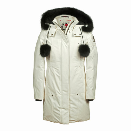 Women's Snow White Parka // Off-White (XS)