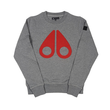 Women's Logo Sweatshirt // Gray (XS)