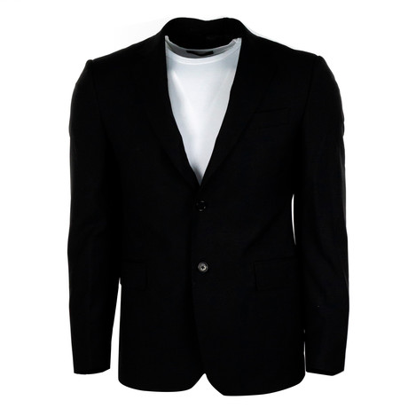 Roberto Cavalli // Suit // Black (Euro: 46)